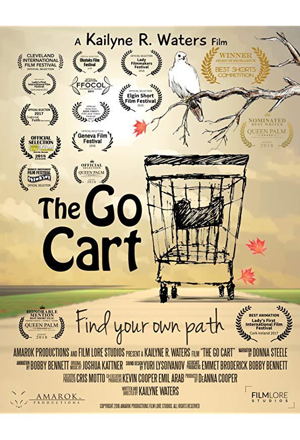 The Go Cart kapak