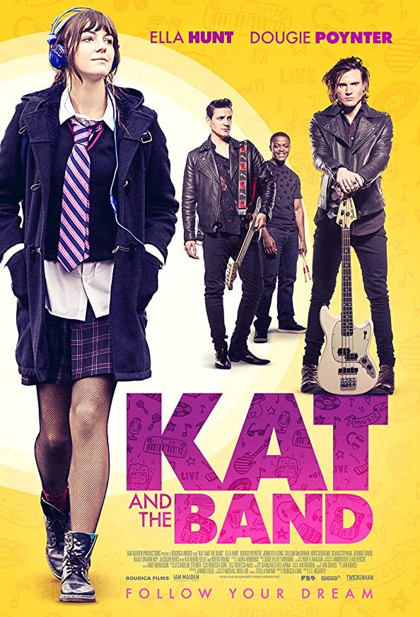 Kat and the Band kapak