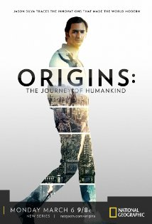 Origins: The Journey of Humankind kapak