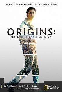 Origins: The Journey of Humankind kapak