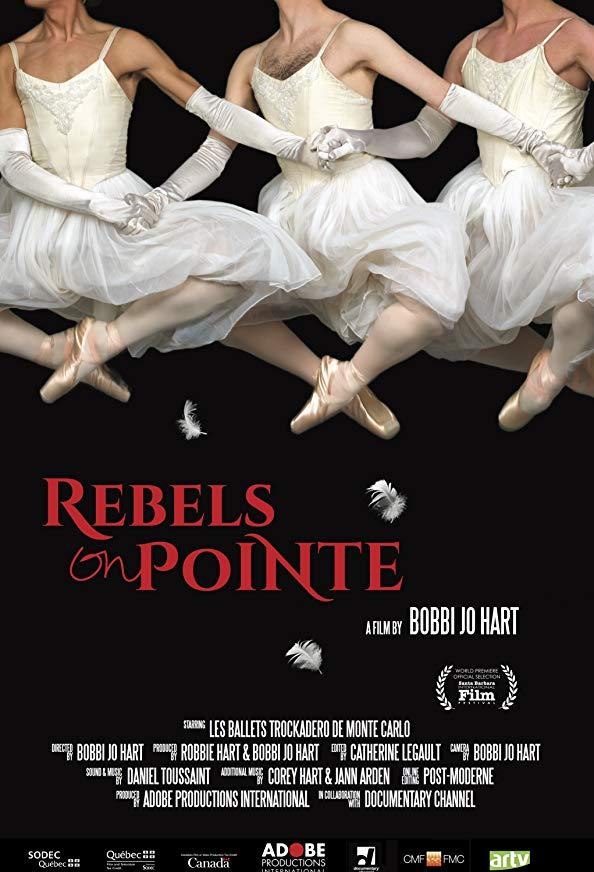 Rebels on Pointe kapak