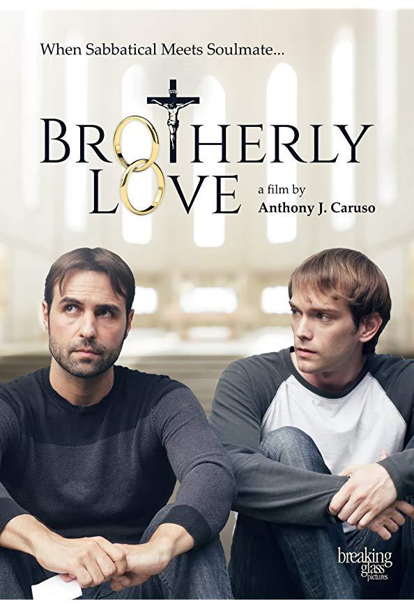 Brotherly Love kapak
