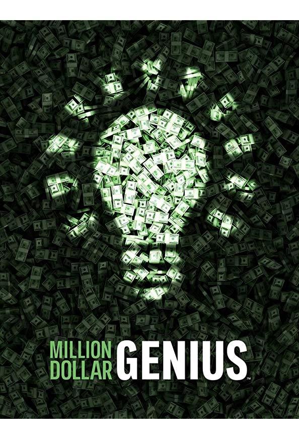 Million Dollar Genius kapak