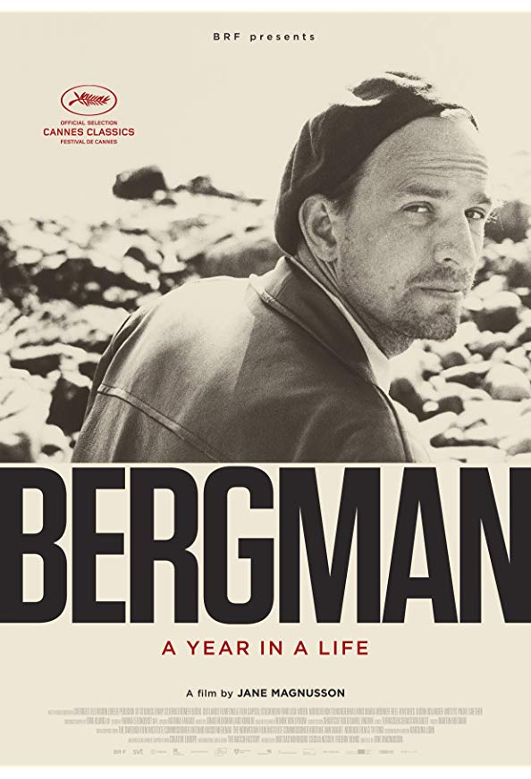 Bergman: A Year in a Life kapak