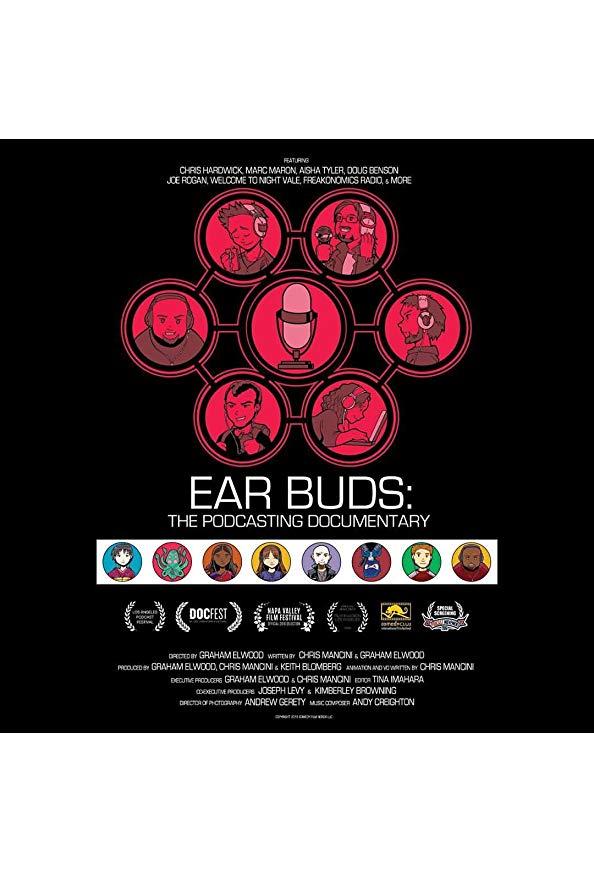 Ear Buds: The Podcasting Documentary kapak