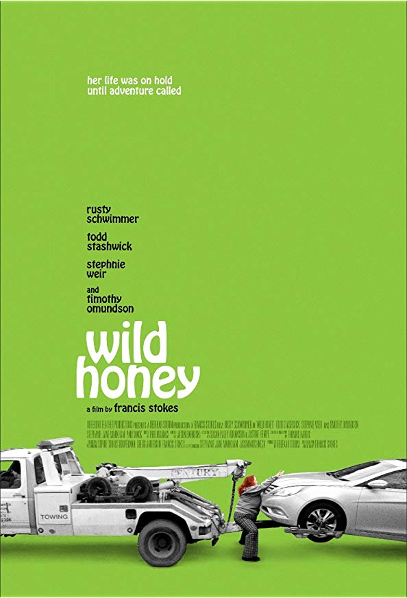 Wild Honey kapak
