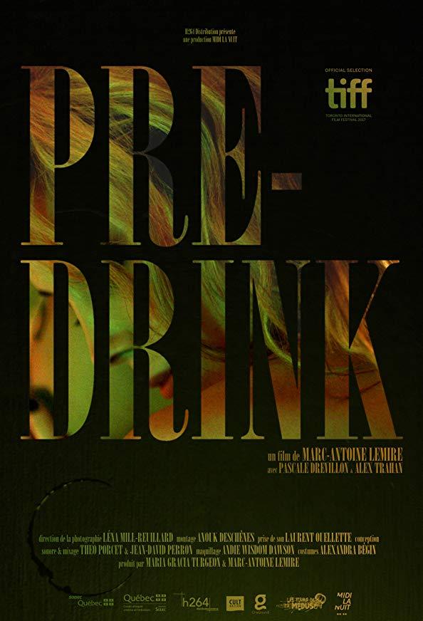 Pre-Drink kapak