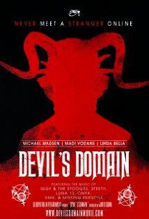 Devil's Domain kapak