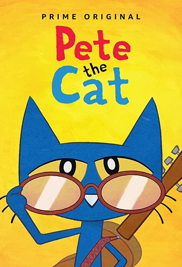 Pete the Cat kapak