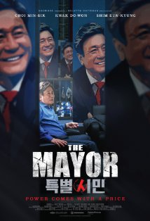 The Mayor kapak