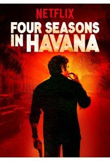 Four Seasons in Havana kapak