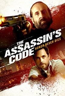 The Assassin's Code kapak