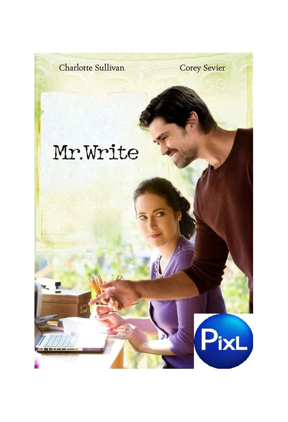 Mr. Write kapak