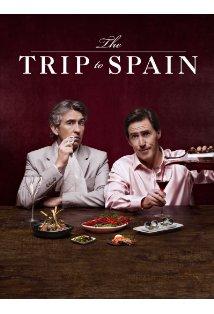The Trip to Spain kapak