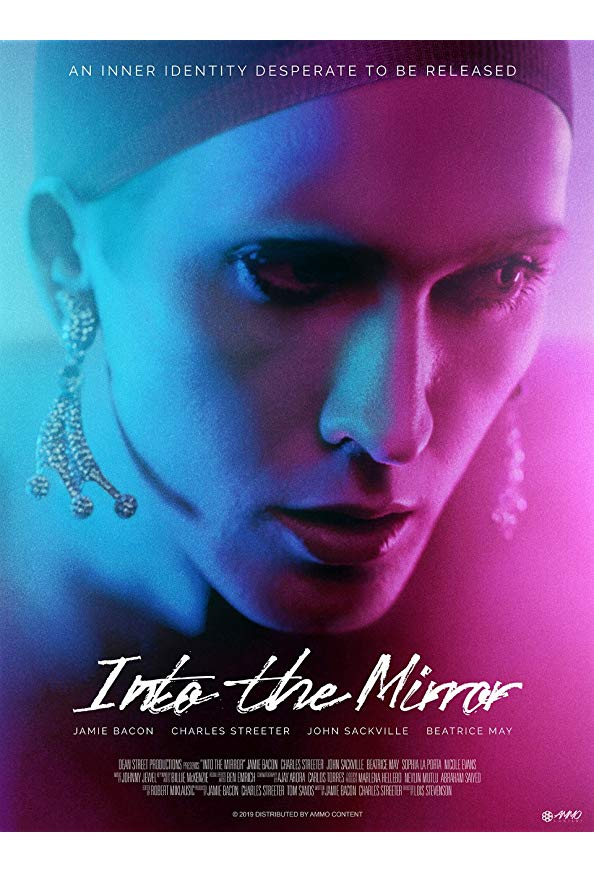 Into the Mirror kapak