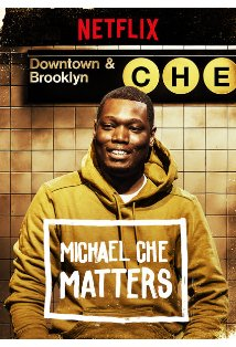Michael Che Matters kapak