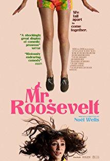 Mr. Roosevelt kapak