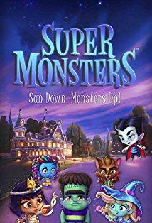 Super Monsters kapak