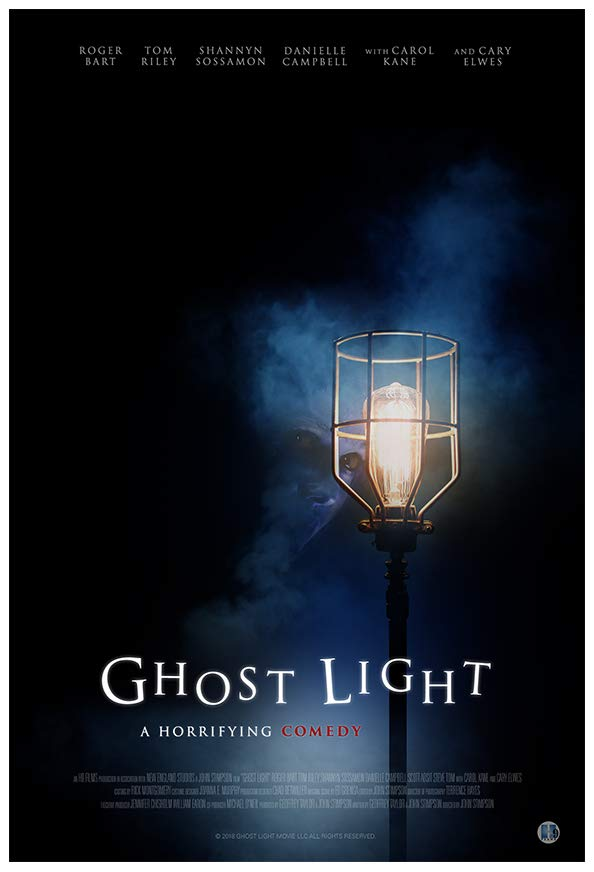 Ghost Light kapak