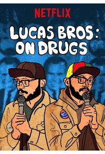 Lucas Brothers: On Drugs kapak