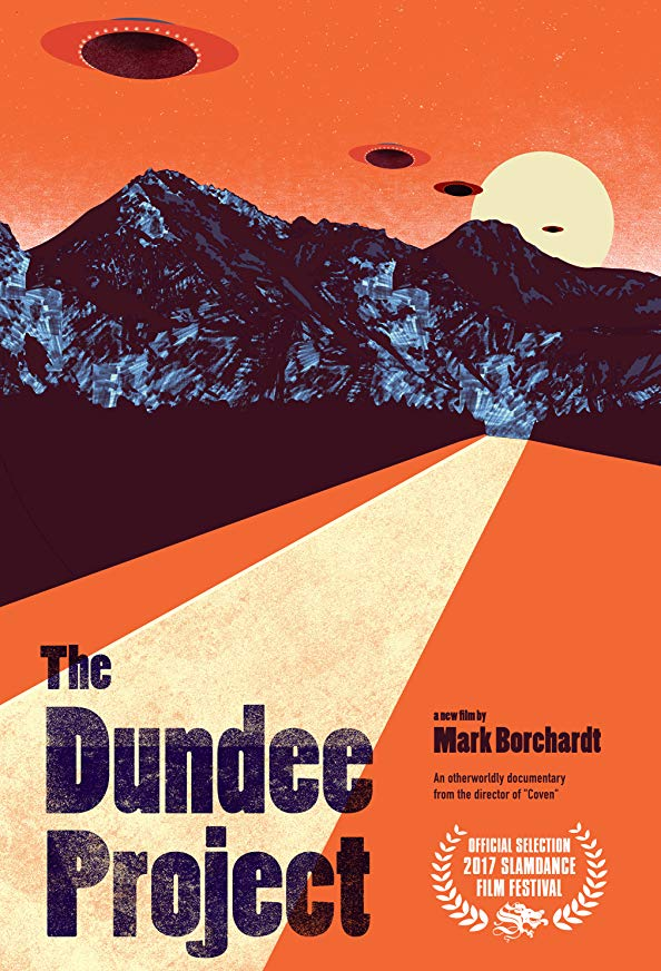 The Dundee Project kapak