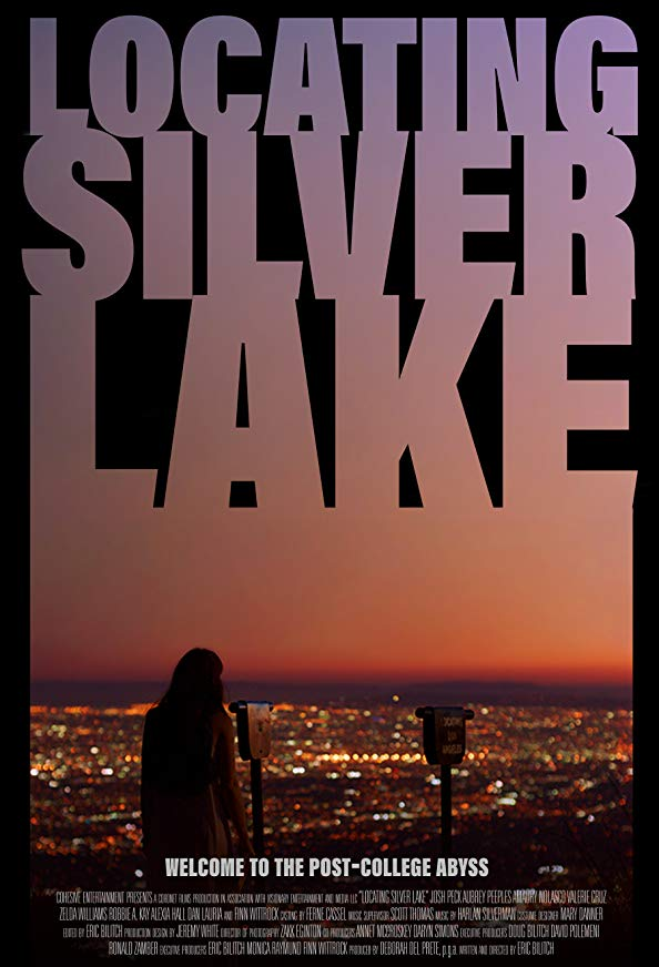 Locating Silver Lake kapak