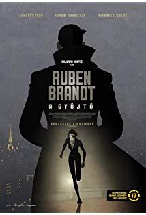 Ruben Brandt, Collector kapak