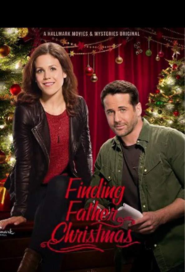 Finding Father Christmas kapak