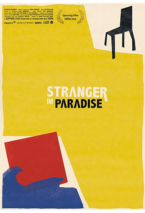 Stranger in Paradise kapak