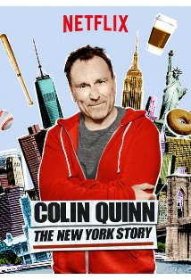 Colin Quinn: The New York Story kapak