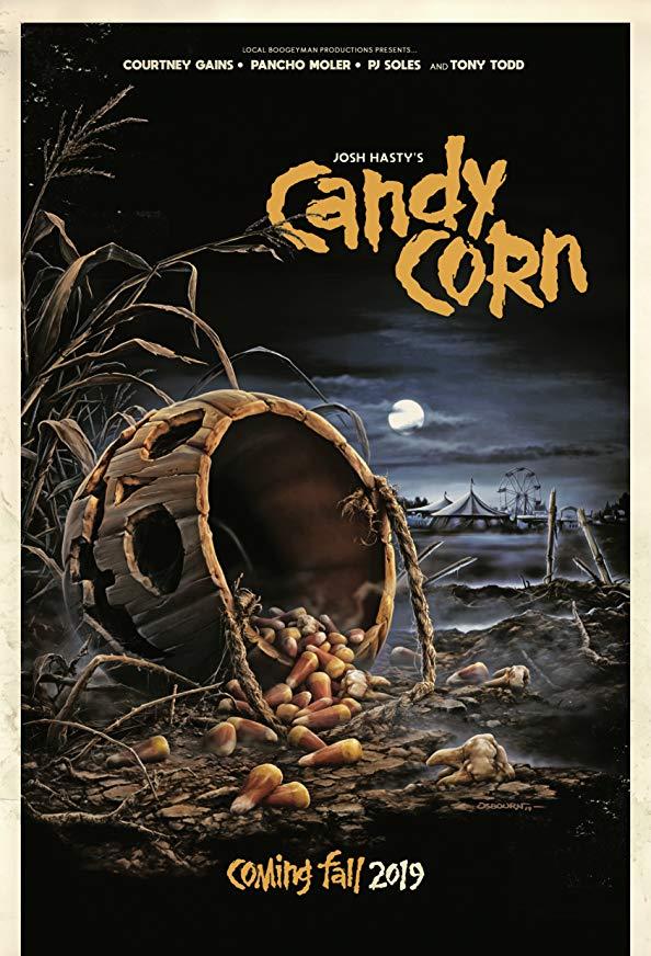 Candy Corn kapak