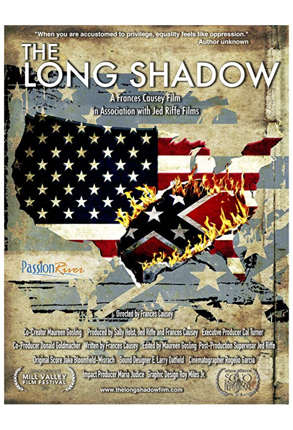 The Long Shadow kapak