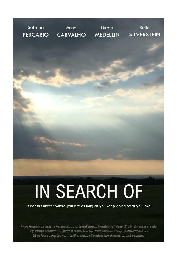 In Search Of kapak