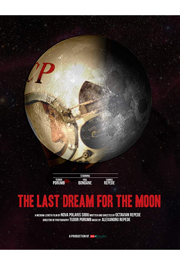 The Last Dream for the Moon kapak