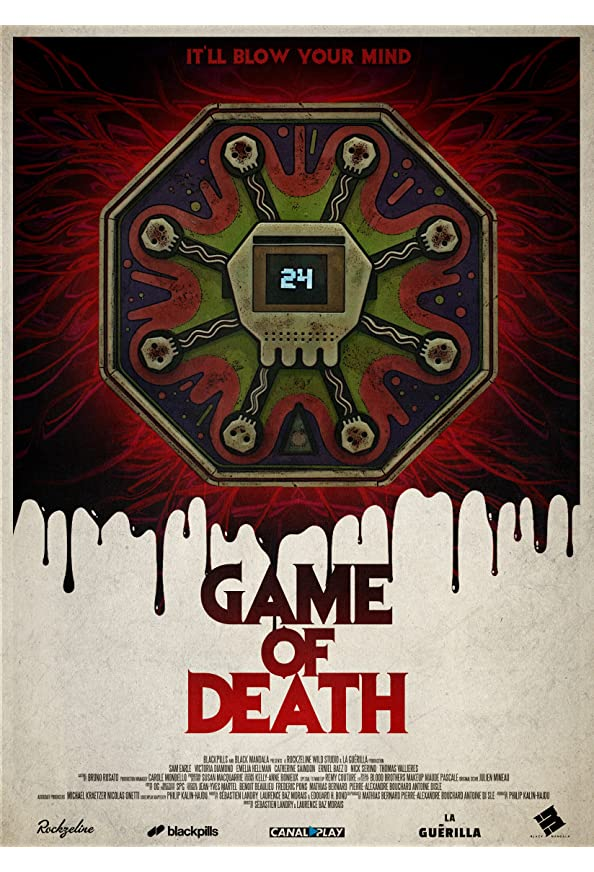 Game of Death kapak