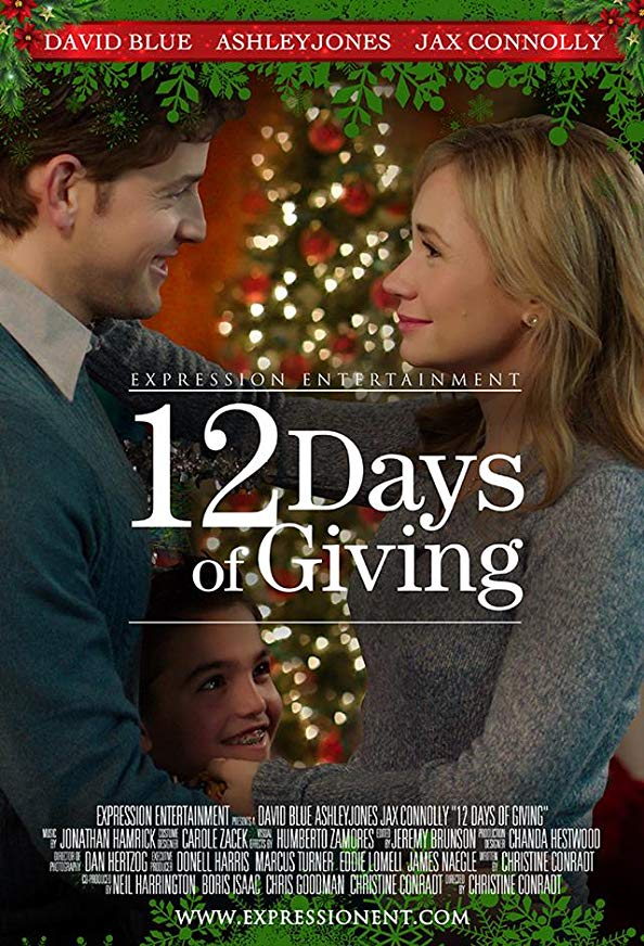 12 Days of Giving kapak
