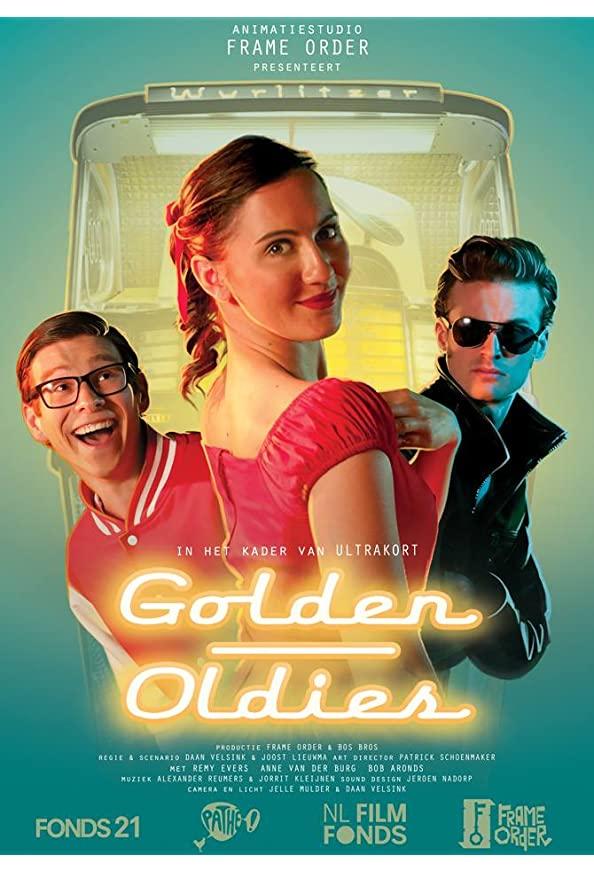 Golden Oldies kapak