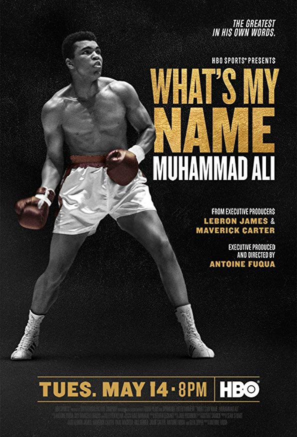 What's My Name: Muhammad Ali kapak