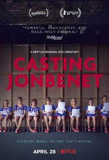Casting JonBenet kapak