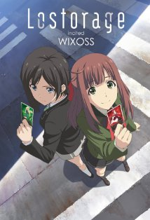 Lostorage incited Wixoss kapak