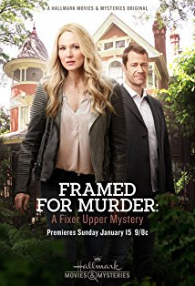 Framed for Murder: A Fixer Upper Mystery kapak