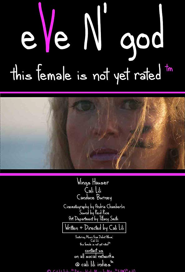 Eve N' God: This Female is Not Yet Rated (TM) kapak
