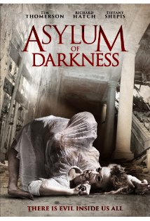 Asylum of Darkness kapak