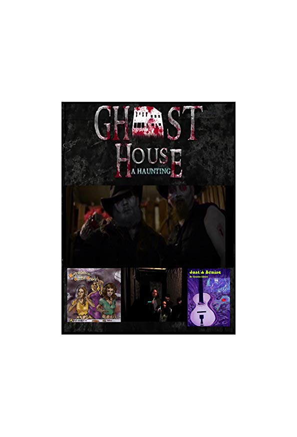 Ghost House: A Haunting kapak