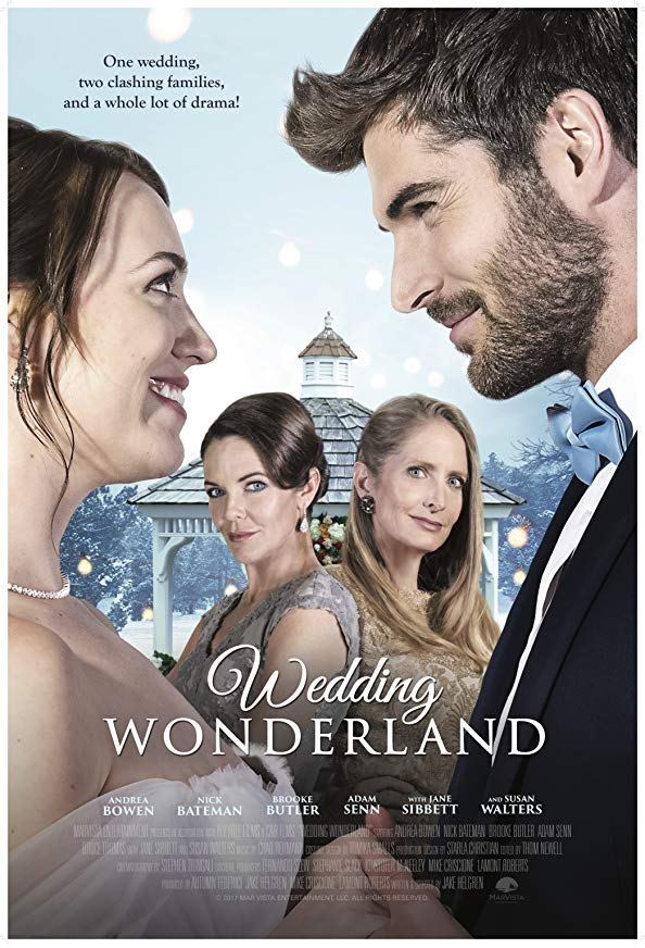 Winter Wedding kapak