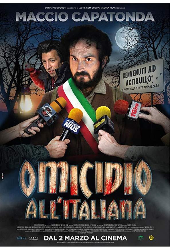 Omicidio all'italiana kapak