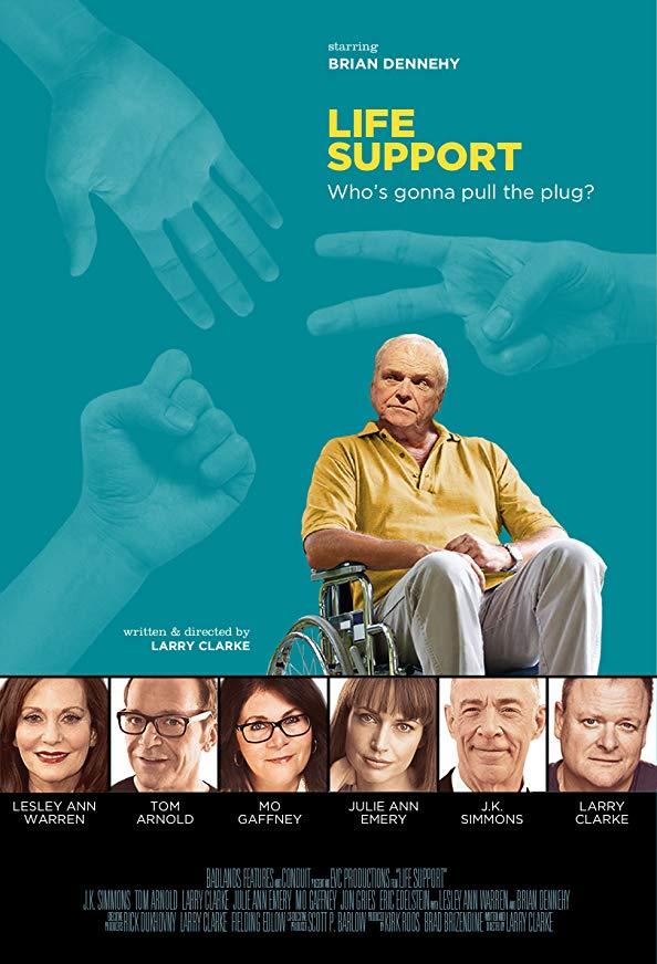 Life Support kapak