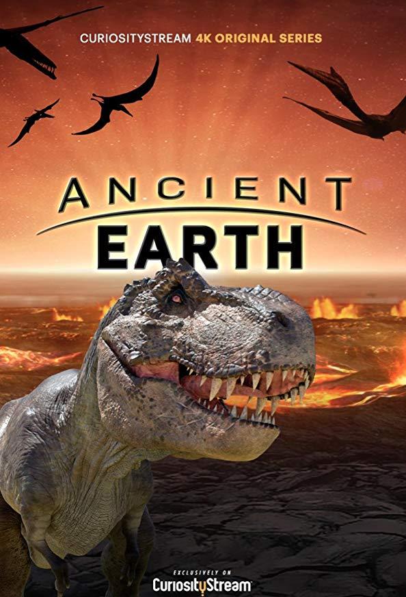 Ancient Earth kapak