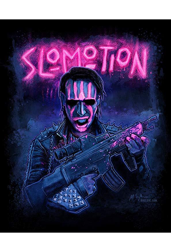Marilyn Manson: Slo-Mo-Tion kapak