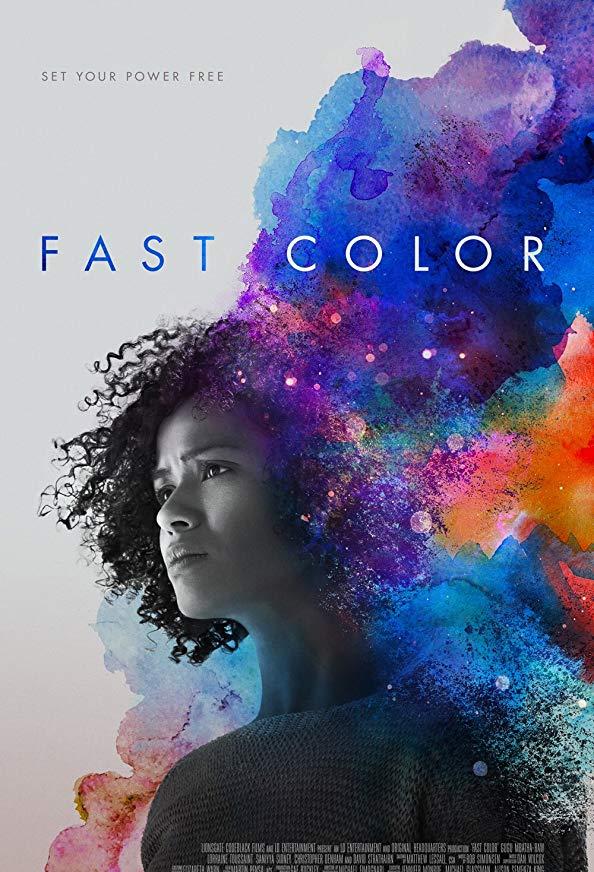 Fast Color kapak